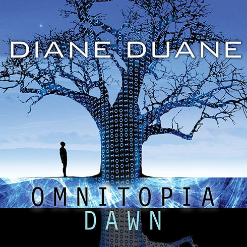 Printable Omnitopia Dawn Audiobook Cover Art