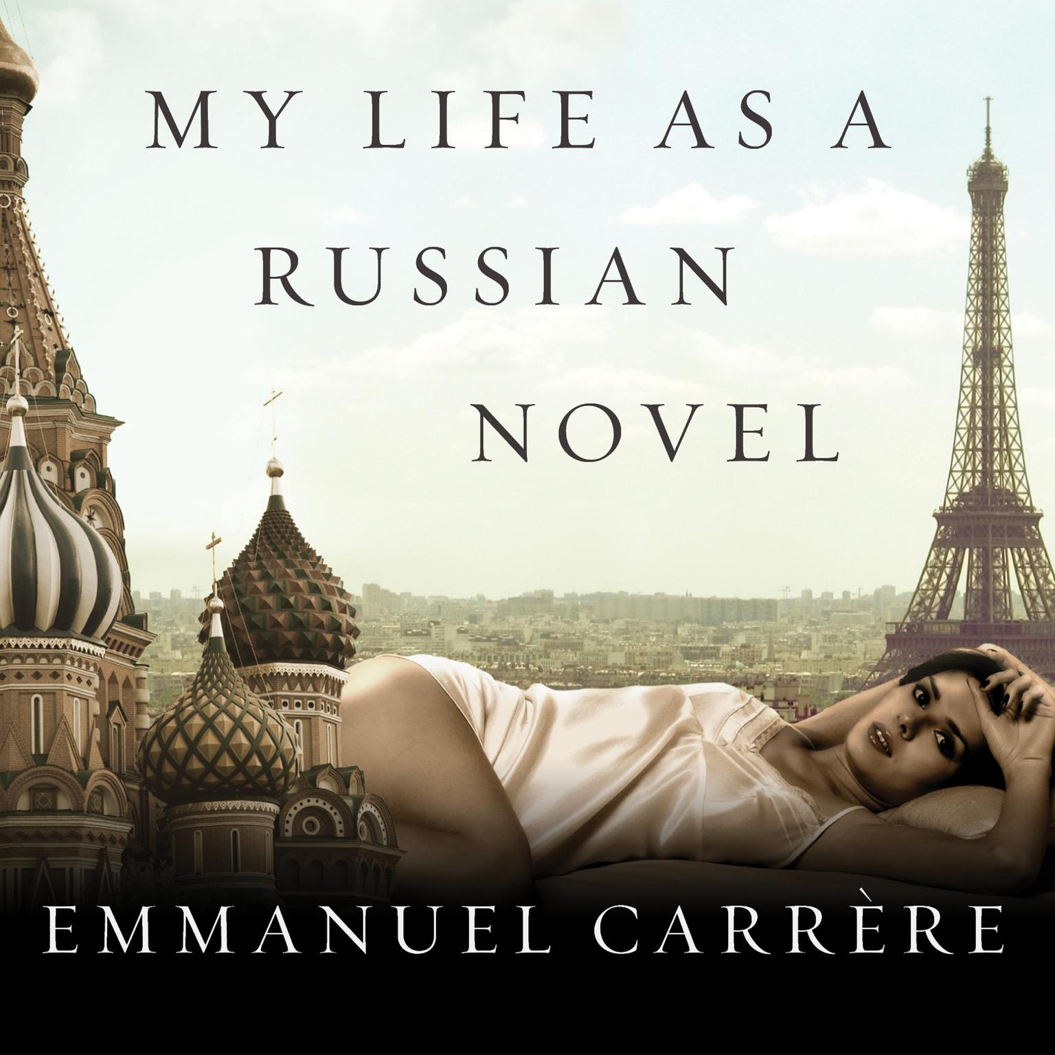 Printable My Life as a Russian Novel: A Memoir Audiobook Cover Art