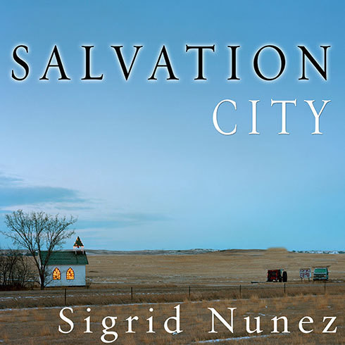 Printable Salvation City: A Novel Audiobook Cover Art