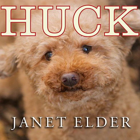 Printable Huck: The Remarkable True Story of How One Lost Puppy Taught a Family—and a Whole Town—about Hope and Happy Endings Audiobook Cover Art