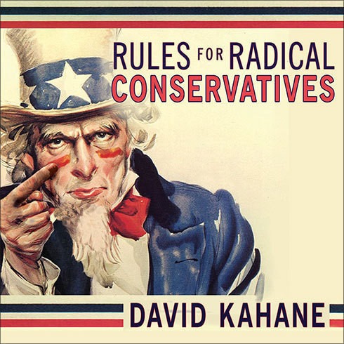 Printable Rules for Radical Conservatives: Beating the Left at Its Own Game to Take Back America Audiobook Cover Art