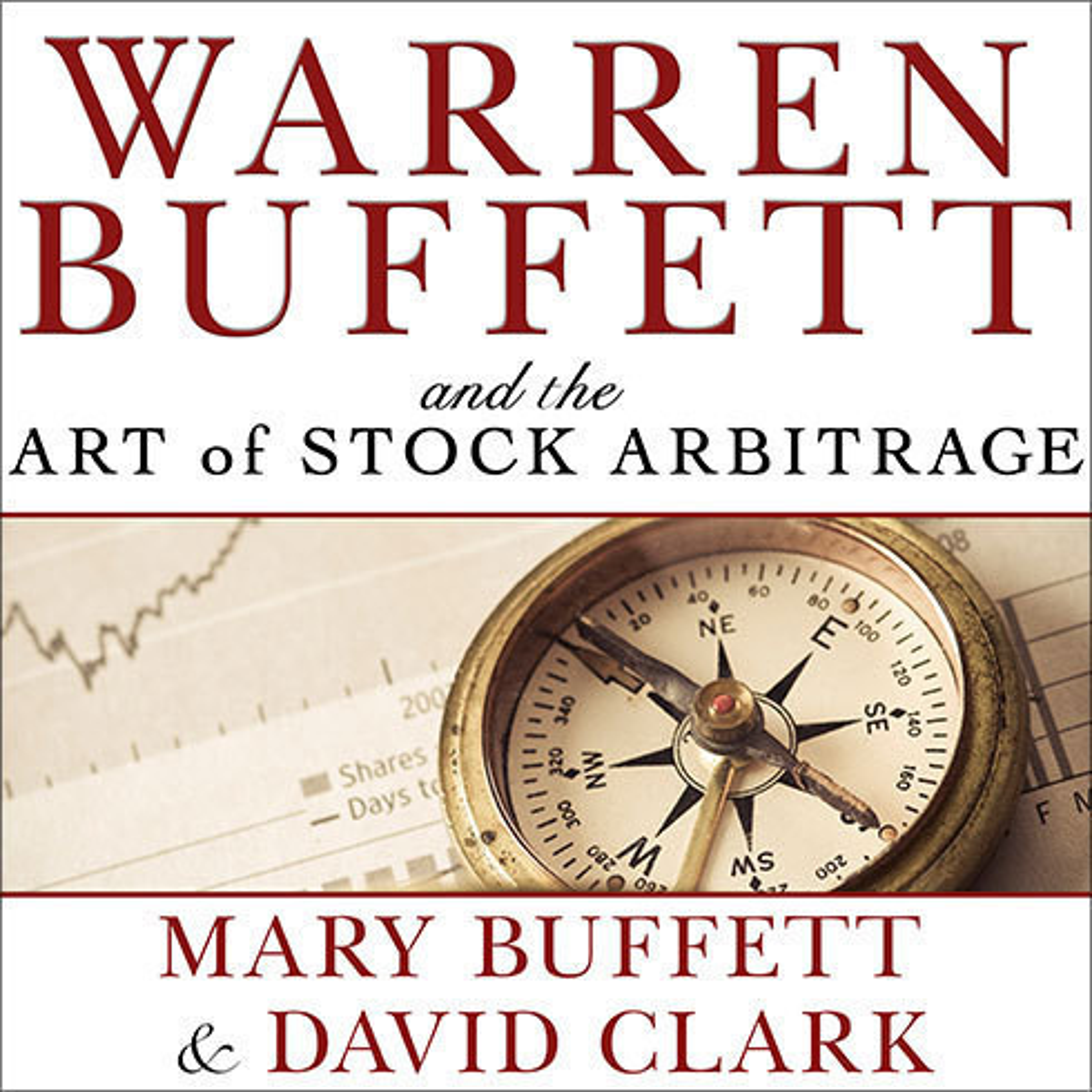 Printable Warren Buffett and the Art of Stock Arbitrage Audiobook Cover Art