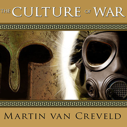 Printable The Culture of War Audiobook Cover Art