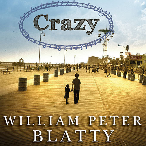 Printable Crazy Audiobook Cover Art