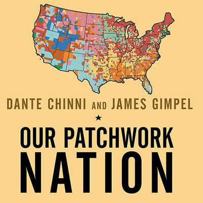 Our Patchwork Nation: The Surprising Truth about the Real America Audiobook, by Dante Chinni