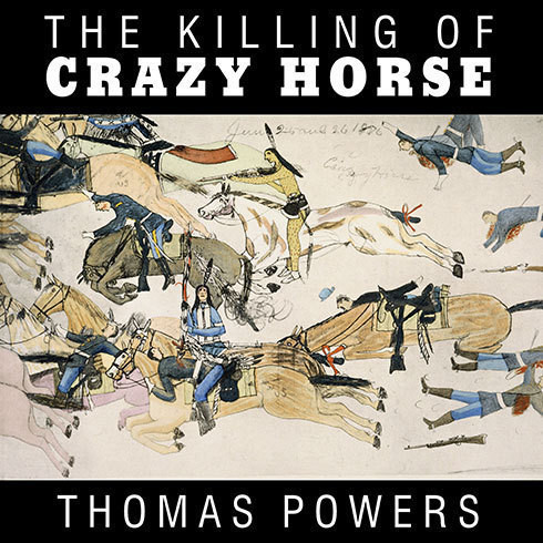 Printable The Killing of Crazy Horse Audiobook Cover Art