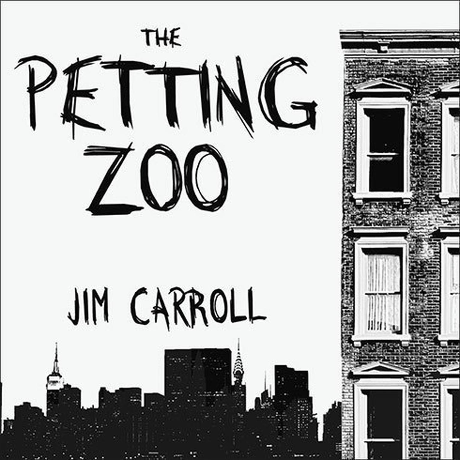 Printable The Petting Zoo: A Novel Audiobook Cover Art