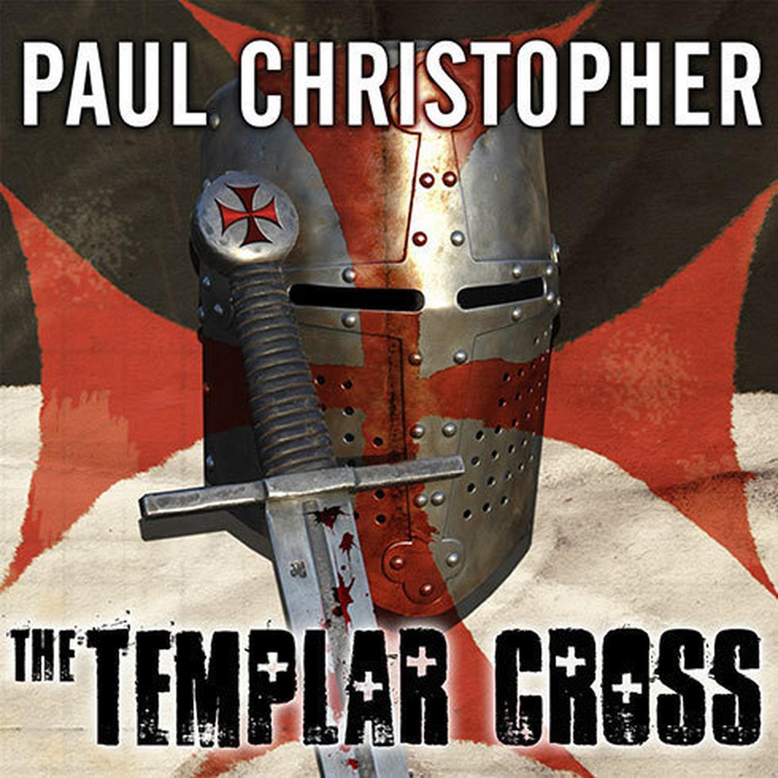Printable The Templar Cross Audiobook Cover Art