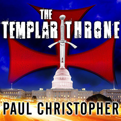 Printable The Templar Throne Audiobook Cover Art