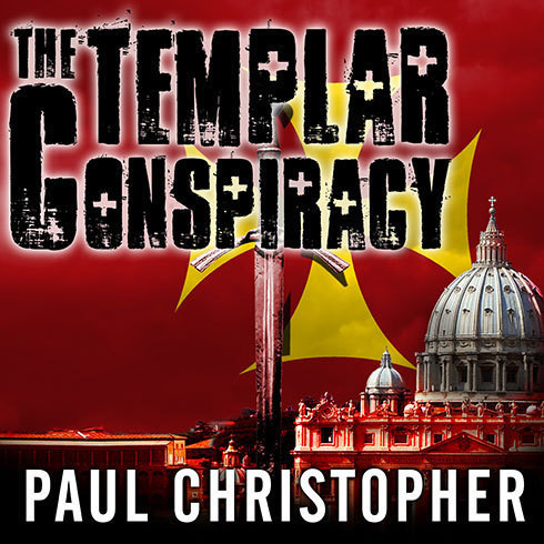 Printable The Templar Conspiracy Audiobook Cover Art
