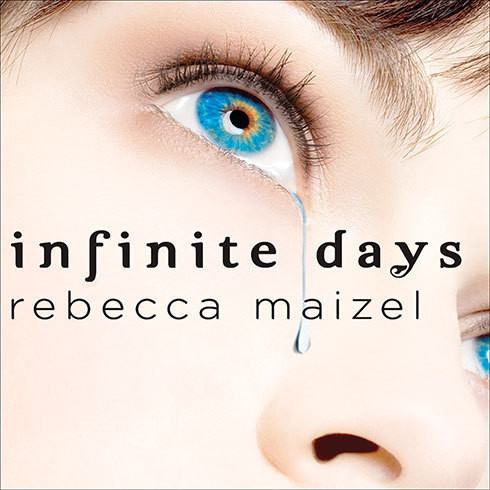 Printable Infinite Days Audiobook Cover Art