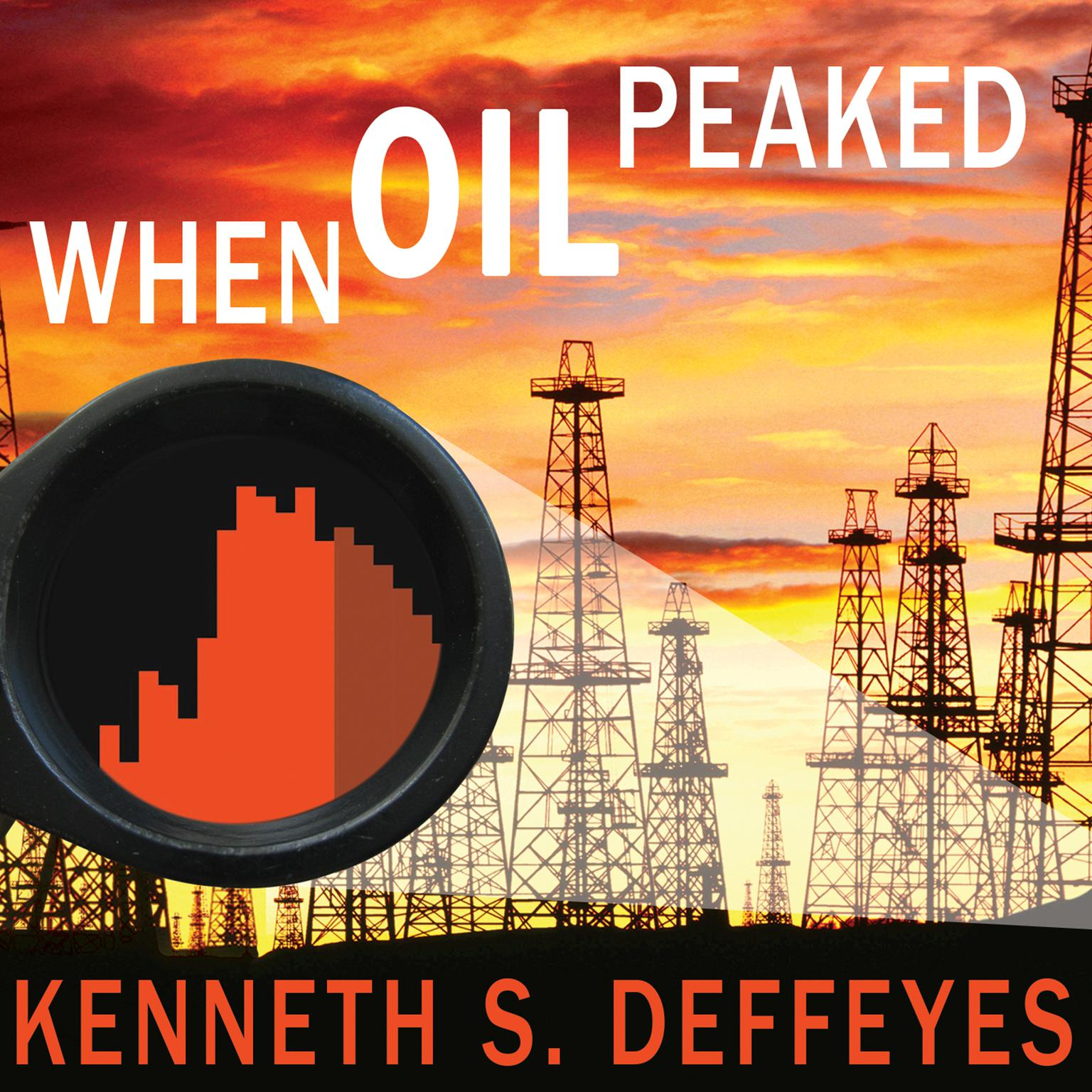 Printable When Oil Peaked Audiobook Cover Art