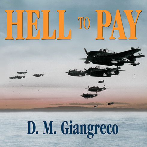 Printable Hell to Pay: Operation Downfall and the Invasion of Japan, 1945-1947 Audiobook Cover Art