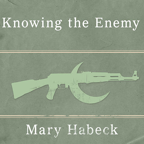 Printable Knowing the Enemy: Jihadist Ideology and the War on Terror Audiobook Cover Art