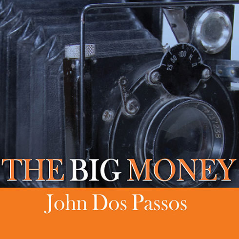 Printable The Big Money Audiobook Cover Art