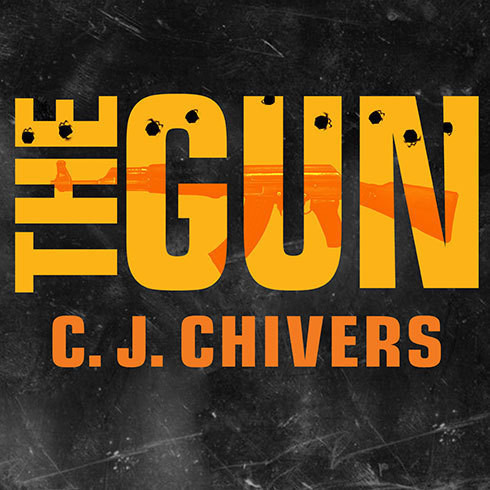 Printable The Gun Audiobook Cover Art