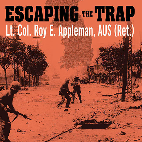 Printable Escaping the Trap: The US Army X Corps in Northeast Korea, 1950 Audiobook Cover Art