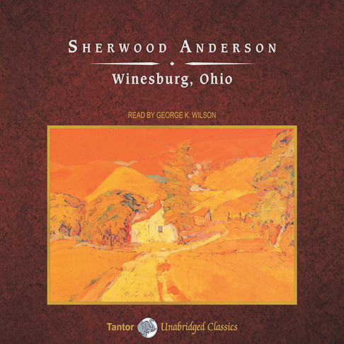 Printable Winesburg, Ohio Audiobook Cover Art