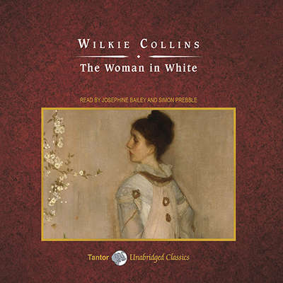 The Woman in White Audiobook, by Wilkie Collins