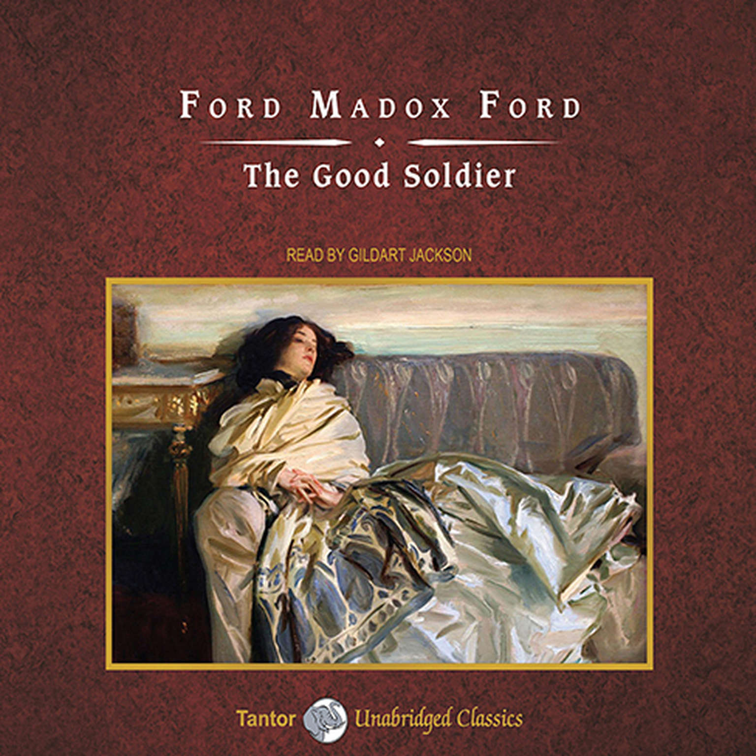 Printable The Good Soldier: A Tale of Passion Audiobook Cover Art