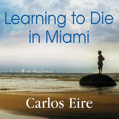 Printable Learning to Die in Miami: Confessions of a Refugee Boy Audiobook Cover Art