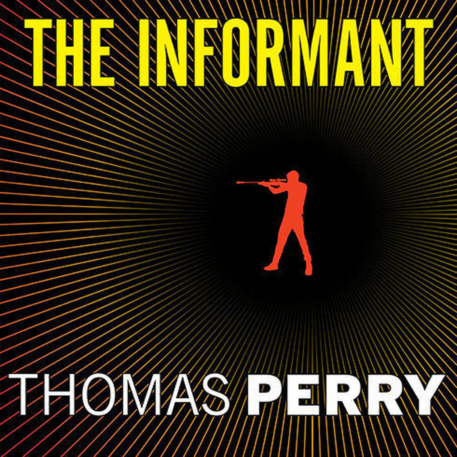 Printable The Informant: A Butcher's Boy Novel Audiobook Cover Art