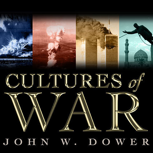 Printable Cultures of War: Pearl Harbor / Hiroshima / 9-11 / Iraq Audiobook Cover Art
