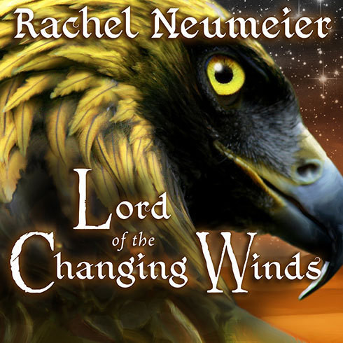 Printable Lord of the Changing Winds Audiobook Cover Art