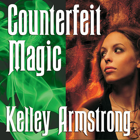 Printable Counterfeit Magic Audiobook Cover Art