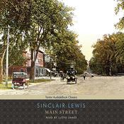 Main Street Audiobook, by Sinclair Lewis