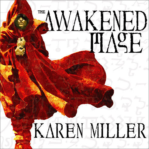 Printable The Awakened Mage Audiobook Cover Art