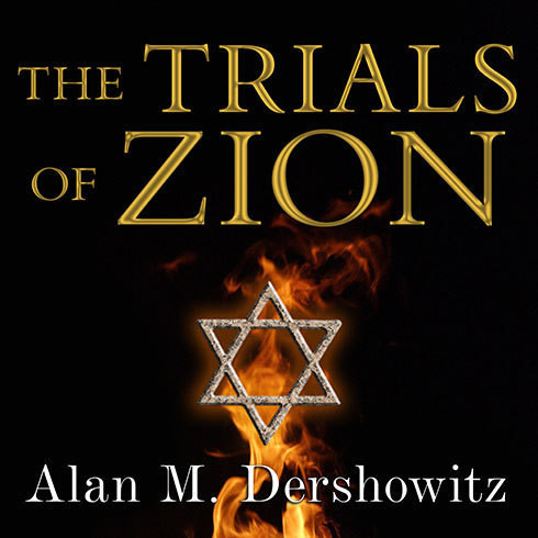 Printable The Trials of Zion: A Novel Audiobook Cover Art