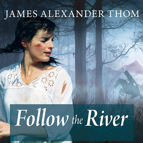Printable Follow the River Audiobook Cover Art