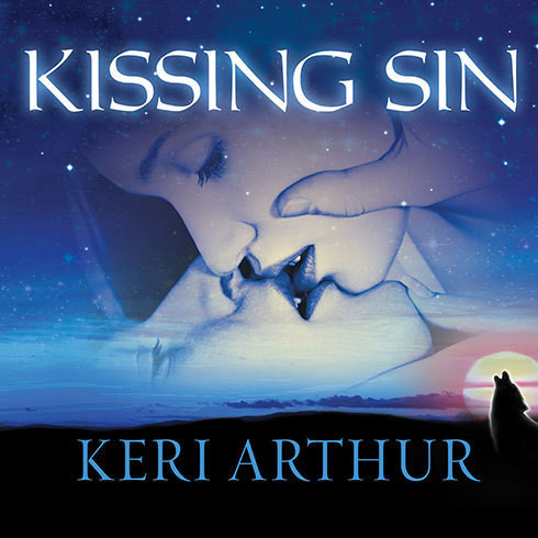 Printable Kissing Sin Audiobook Cover Art