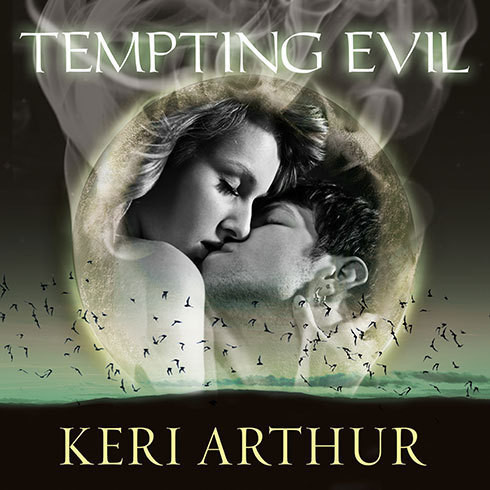 Printable Tempting Evil Audiobook Cover Art