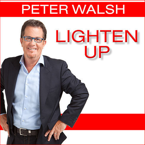 Printable Lighten Up: Love What You Have, Have What You Need, Be Happier with Less Audiobook Cover Art