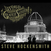 Worlds Greatest Sleuth!: A Holmes on the Range Mystery Audiobook, by Steve Hockensmith