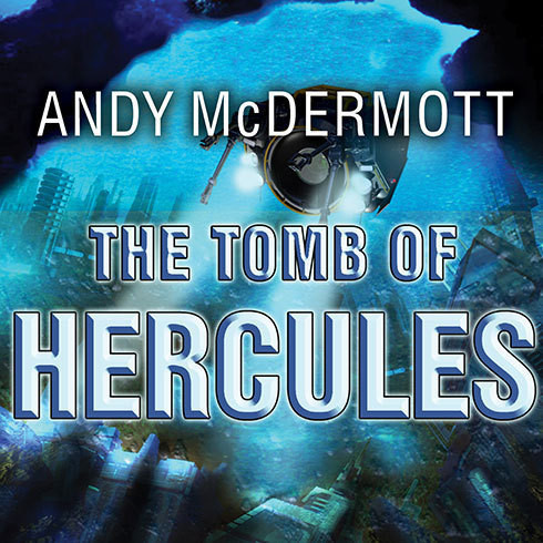 Printable The Tomb of Hercules: A Novel Audiobook Cover Art