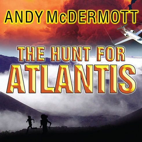 Printable The Hunt for Atlantis: A Novel Audiobook Cover Art