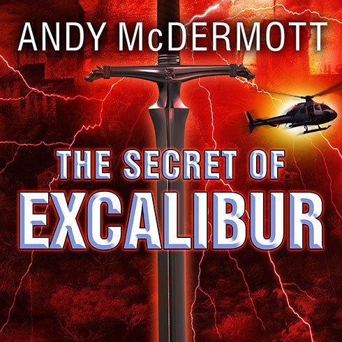 Printable The Secret of Excalibur: A Novel Audiobook Cover Art