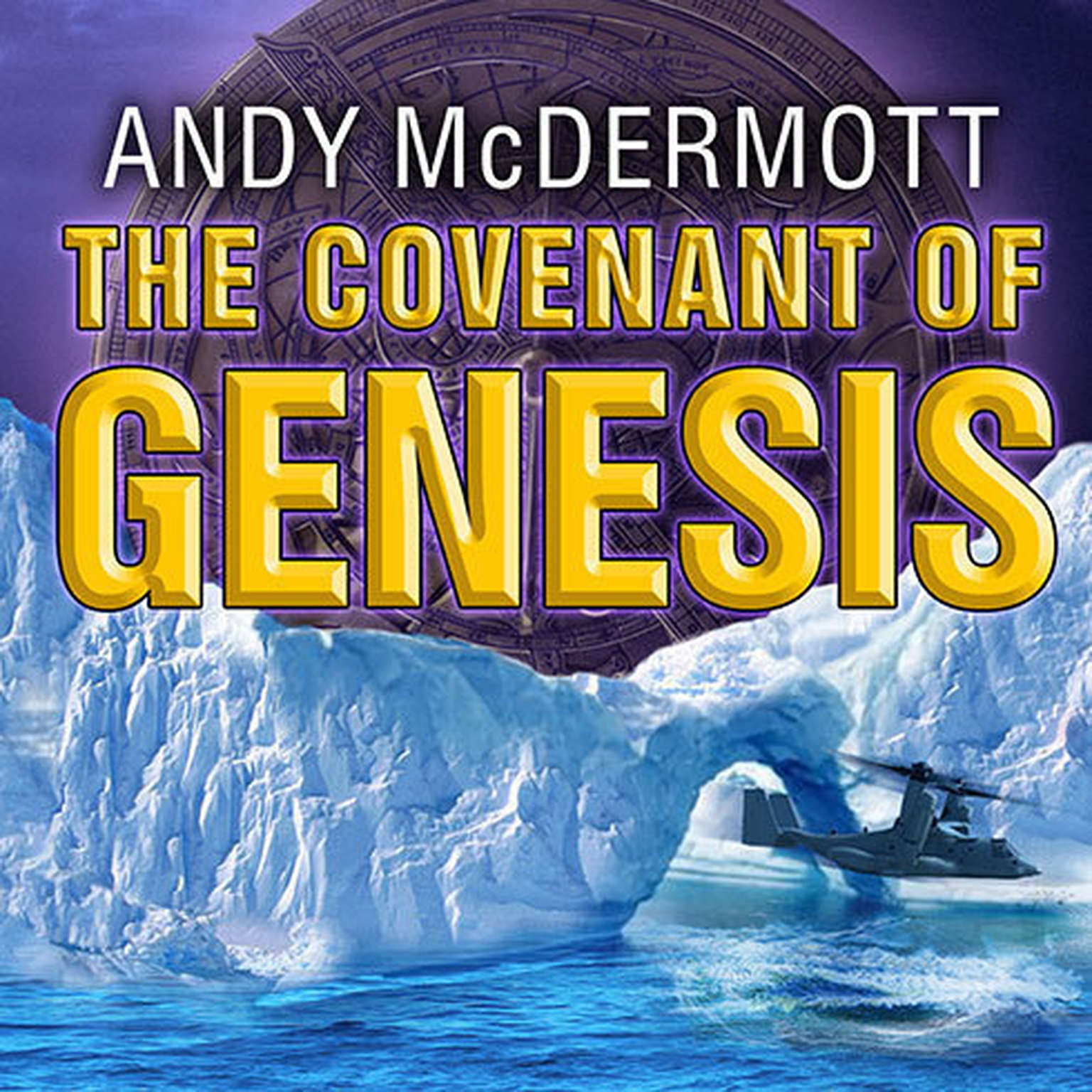 Printable The Covenant of Genesis: A Novel Audiobook Cover Art