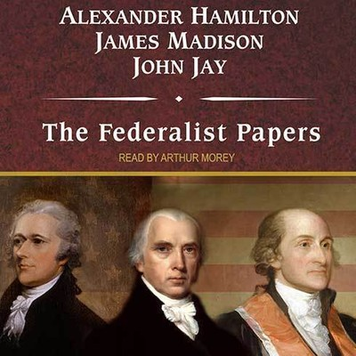 federalist essays authors