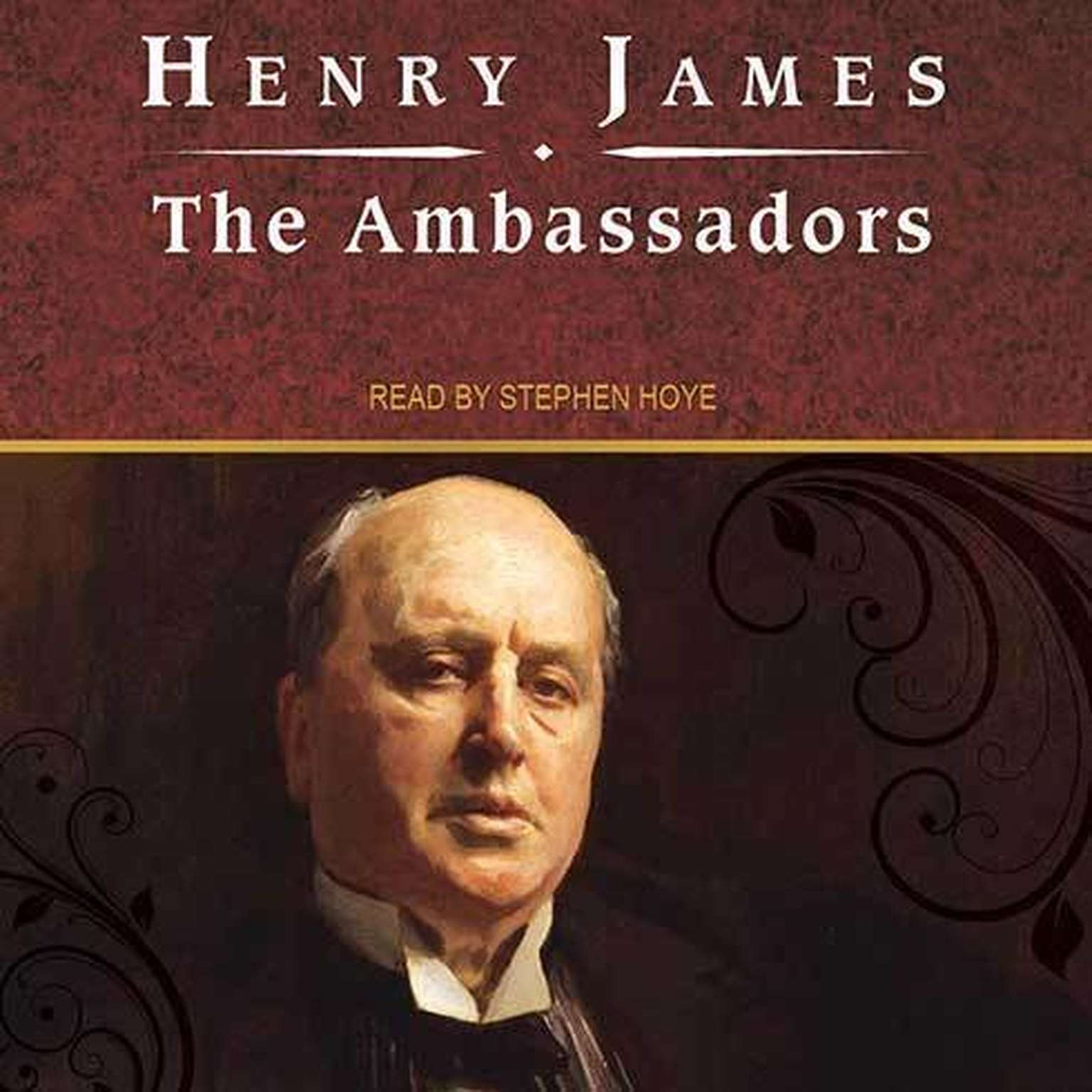Printable The Ambassadors Audiobook Cover Art