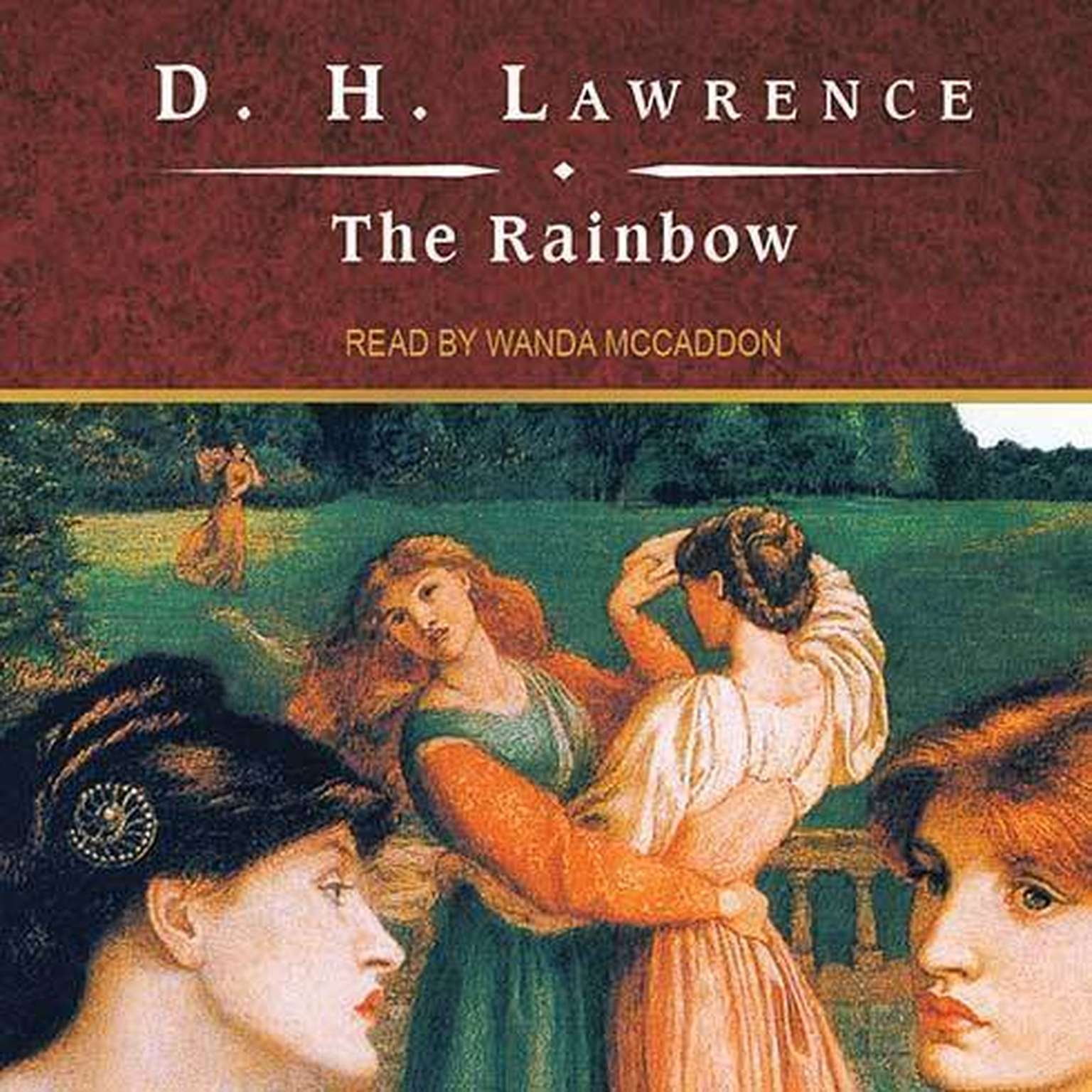 Printable The Rainbow Audiobook Cover Art