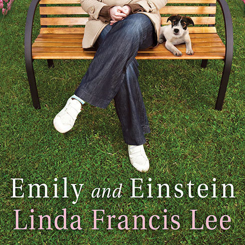 Printable Emily and Einstein: A Novel of Second Chances Audiobook Cover Art