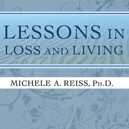 Printable Lessons in Loss and Living: Hope and Guidance for Confronting Serious Illness and Grief Audiobook Cover Art
