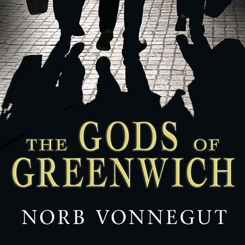 Printable The Gods of Greenwich: A Novel Audiobook Cover Art