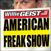 American Freak Show: The Completely Fabricated Stories of Our New National Treasures Audiobook, by Willie Geist