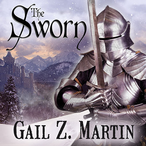 Printable The Sworn Audiobook Cover Art