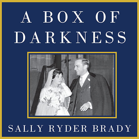 Printable A Box of Darkness: The Story of a Marriage Audiobook Cover Art